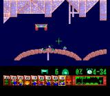Lemmings TurboGrafx CD Round bridge. Are we going to destroy it?..