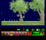 Lemmings TurboGrafx CD Beautiful level with trees. What could go wrong?..