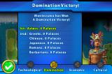 Sid Meier's Civilization: Revolution iPhone Almost won a domination victory