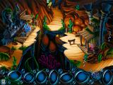 Freddi Fish 4: The Case of the Hogfish Rustlers of Briny Gulch Windows Briny Gulch town