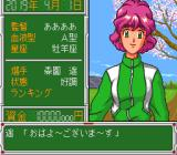 Metal Angel 2 TurboGrafx CD Character stats