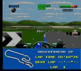 F1: World Championship Edition Genesis Into the Barrier!