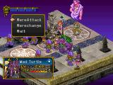 Saiyuki: Journey West PlayStation You have less options in Wereform..