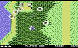 Xevious Commodore 64 Bomb the ground targets, if you can