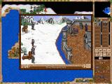 iHeroes iPad Attacking castle