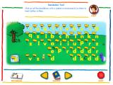 Caillou Alphabet Windows Dandelion Trail game