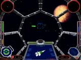 Star Wars: X-Wing Vs. TIE Fighter - Balance of Power Campaigns Windows Dogfight in a TIE fighter.