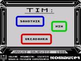 TIM ZX Spectrum Loading screen