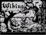 Wiking ZX Spectrum Loading screen