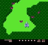 Gall Force: Eternal Story NES A group of enemies