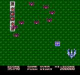 Gall Force: Eternal Story NES Game over
