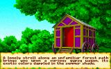 Ultima VI: The False Prophet DOS Character Creation - The legendary gypsy wagon...