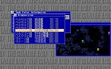 Schwarzschild IV: The Cradle End PC-98 List of your ships