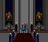 Super Schwarzschild 2 TurboGrafx CD Military conference in the throne room
