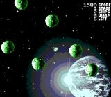 Meteor Blaster DX TurboGrafx CD MB: The green ones are even tougher and more numerous