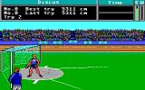 Carl Lewis' Go for the Gold  DOS Discus