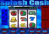 Splash Cash Windows The start of a game taken from version 1.2 of the game