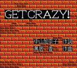 ROM² Karaoke: Volume 4 TurboGrafx CD Get Crazy: title