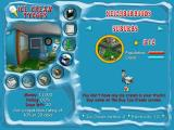 Ice Cream Tycoon Windows The main game screen. Initially the only location available is 'The Suburbs'. Other locations become available as the player progresses