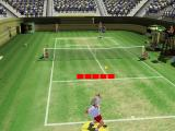 Perfect Ace: Pro Tournament Tennis Windows The bar goes red when serve is maxed up
