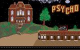 Psycho Amiga Title screen 1