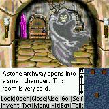 Shadowgate Classic Palm OS Wraith room