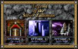 Legend of the Silver Talisman DOS Select episode