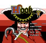 Hook NES Main Menu