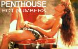 Penthouse Hot Numbers DOS Title screen