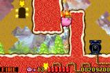Kirby: Nightmare in Dreamland Game Boy Advance Hurry up Kirby or the cannon will detonate
