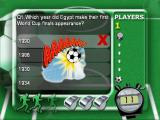 The Ultimate World Cup Quiz PlayStation 2 Wrong!