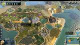 Sid Meier's Civilization V: Gods and Kings Windows Unique dutch terrain improvement is colorful