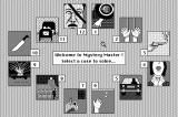 Mystery Master: Murder by the Dozen Macintosh Select the mystery you would like to play!