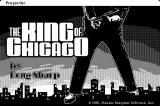 The King of Chicago Macintosh Title screen