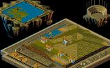 Populous II: Trials of the Olympian Gods Amiga Power over the people.