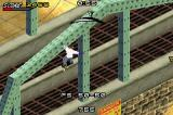 Tony Hawk's Underground Game Boy Advance Grinding on the bridge
