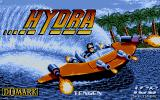 Hydra Amiga Loading screen.