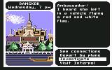 Where in the World is Carmen Sandiego? Commodore 64 Bangkok