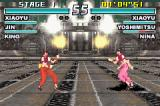 Tekken Advance Game Boy Advance Tag battle mode, you can control a team of three characters in this mode, like Tekken TAG Tournament