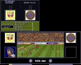 The Manager Amiga Match highlights.