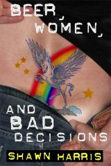 Beer, Women and Bad Decisions iPhone Title screen