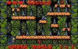Dino Jnr. in Canyon Capers DOS Entering the Under World (VGA)