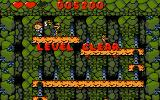 Dino Jnr. in Canyon Capers DOS Level clear (VGA)