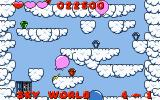Dino Jnr. in Canyon Capers DOS Entering the Sky World (VGA)