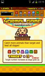 Zoo Keeper Android Instructions