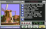Where in Time is Carmen Sandiego? Commodore 64 Holland, 1560