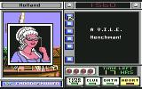 Where in Time Is Carmen Sandiego? Commodore 64 Too old to be a henchwoman, isn't she?