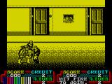 Teenage Mutant Ninja Turtles ZX Spectrum Save april.