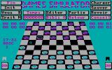 Dames Simulator DOS Playing (CGA)
