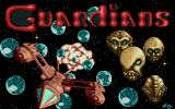 Guardians DOS Title screen (VGA)